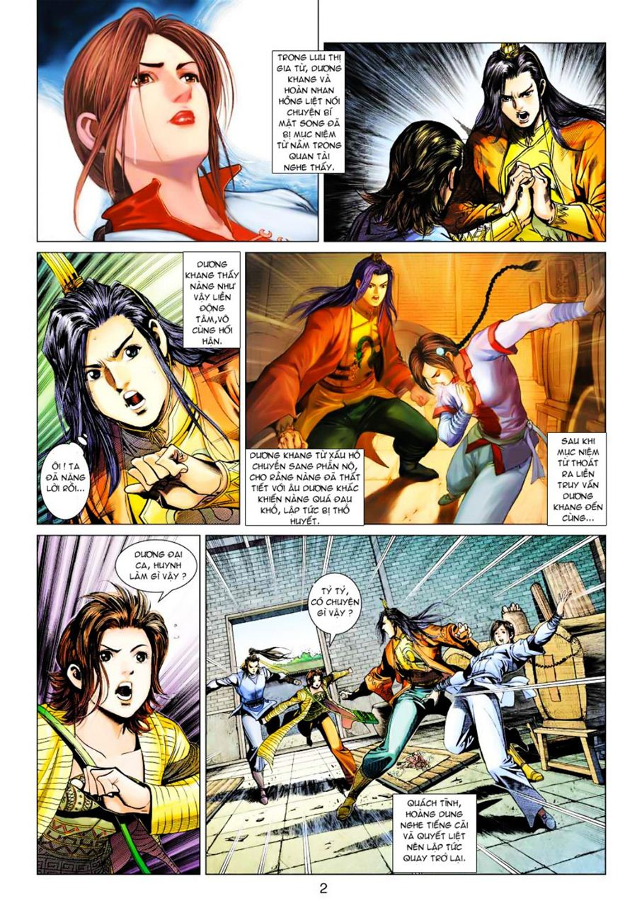 Anh Hùng Xạ Điêu anh hùng xạ đêu chap 39 trang 2