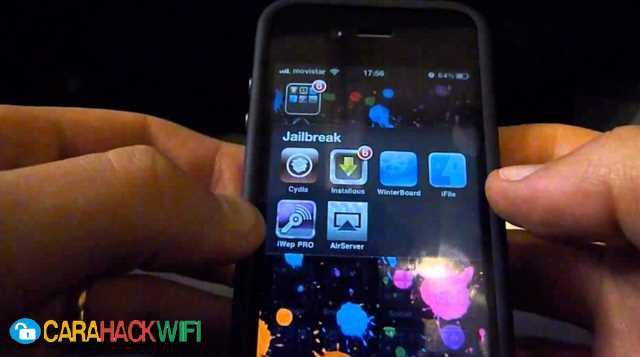 cara menggunakan iwep pro di iphone