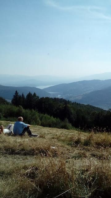 30 sierpnia 2015r. Jezioro Żywieckie i Zalew Goczałkowicki.