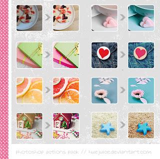 Membuat Efek Filter Instagram dengan Actions Photoshop
