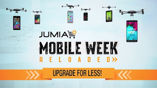 2016 Jumia Mobile Week Reloaded - 100% Discount on Android Phones and Tablets