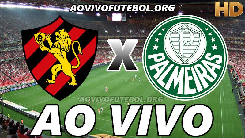 Sport x Palmeiras Ao Vivo na TV HD
