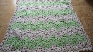 free crochet baby blanket pattern, free crochet lovey pattern, free crochet chevron afghan pattern, free crochet baby stroller cover