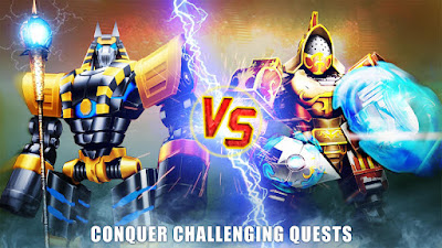 Ultimate Robot Fighting Apk Mod Money