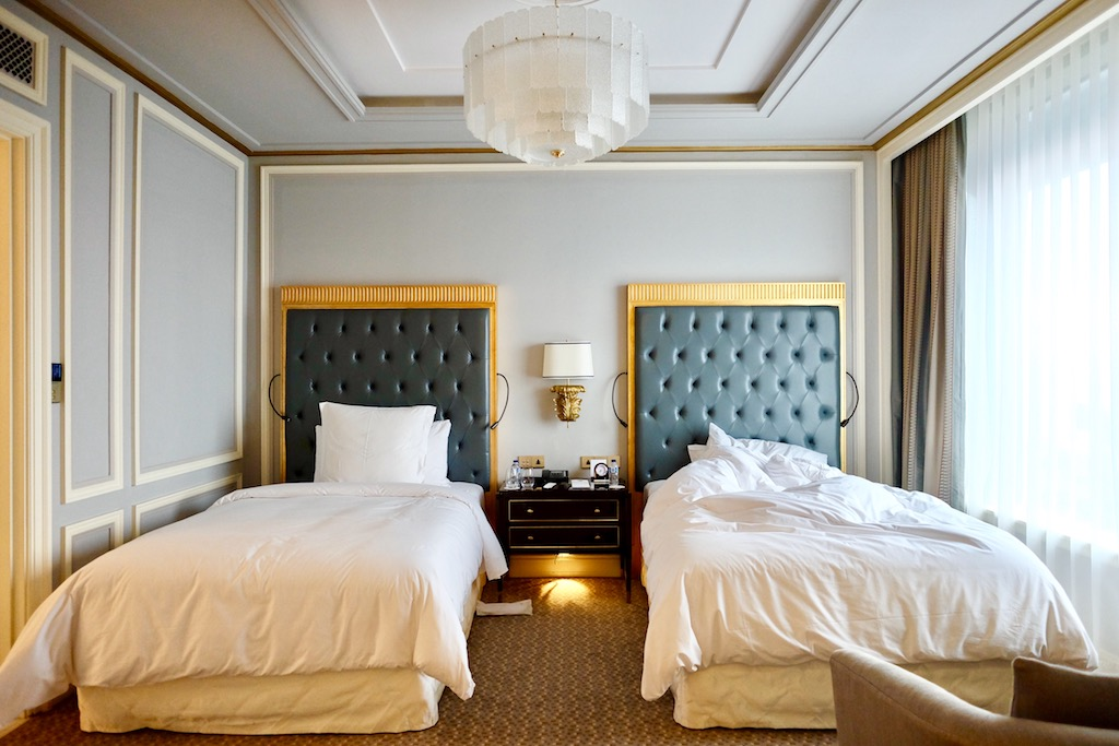 Four Seasons Hotel Jakarta - Executive Suite Twin Bed
