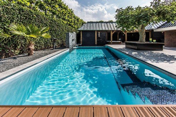 desain kolam renang untuk rumah minimalis rumah idaman