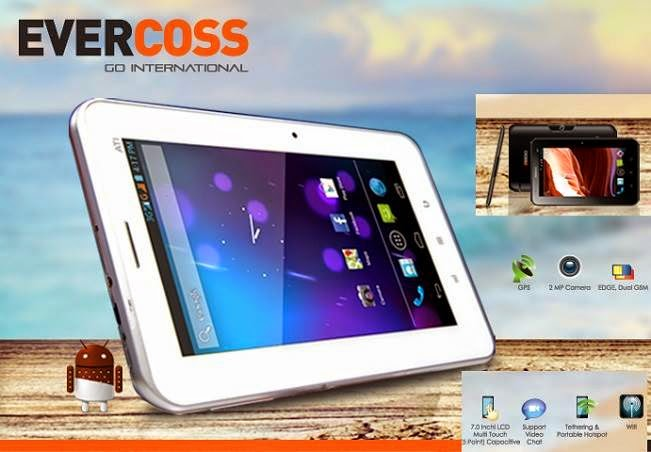 Tablet Evercoss AT1