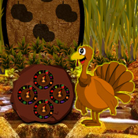 Games2rule Thanksgiving Labyrinth Escape Walkthrough