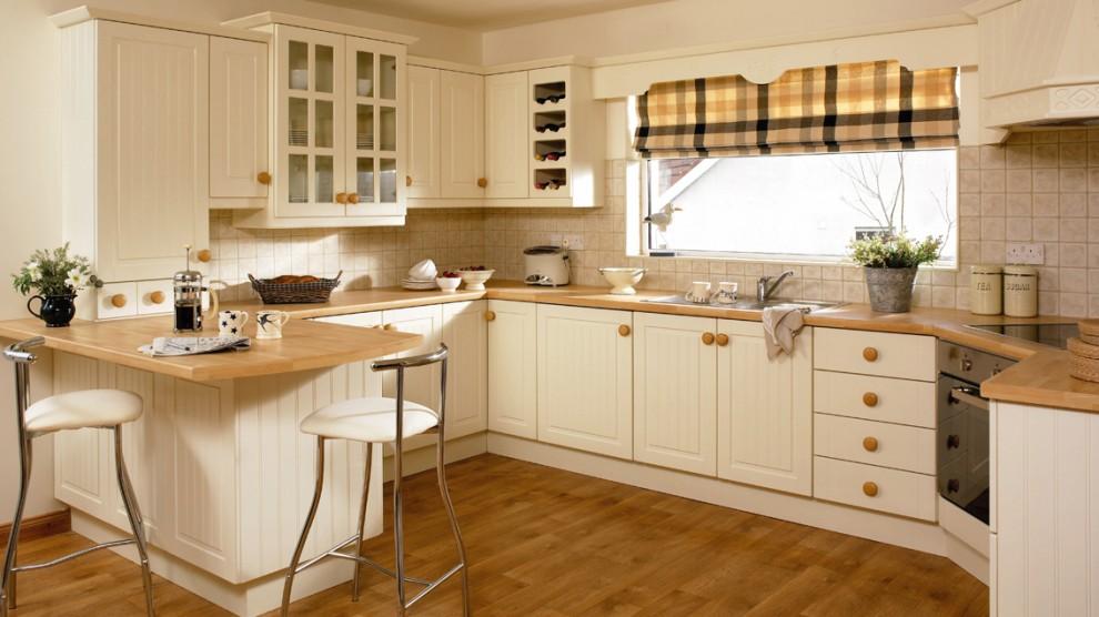 дизайн студія меблів New Art дизайн кухні з вікном