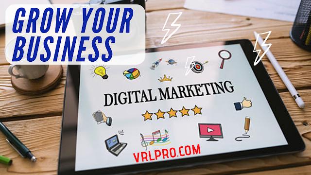 Digital Marketing at VRL PRO
