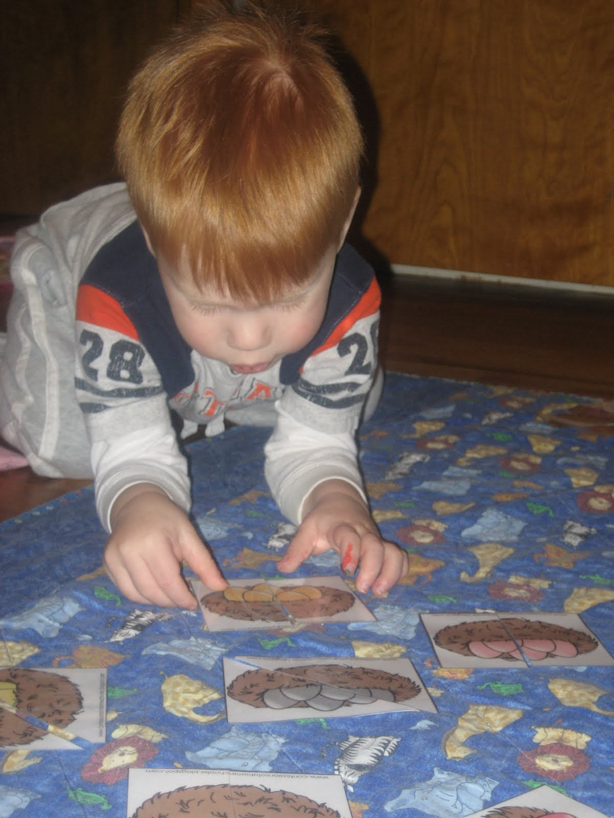 The Preschool Experiment February