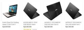 Harga Laptop Baru 1