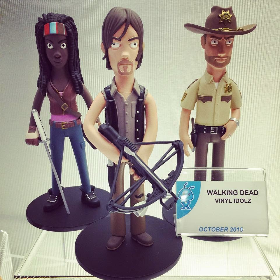 Vinyl Idolz - The Walking Dead (Funko)