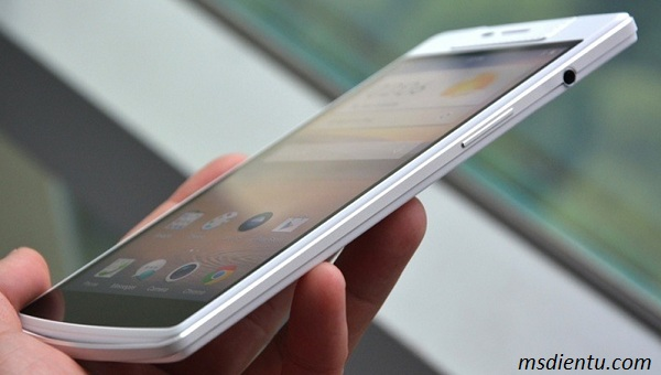 Oppo N3 - nổi bật với camera xoay độc đáo