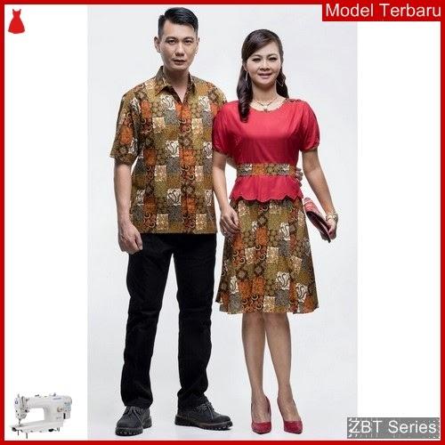 ZBT10609 Kebaya Dress Batik Ayupadi Solo Modern BMGShop
