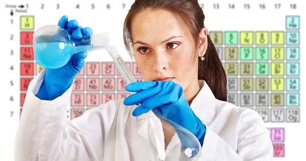 الكيمياء لماذا هي رائعة ؟
