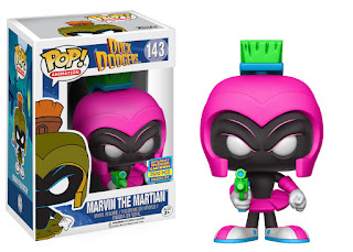 Pop! Animation Pink Marvin The Martian.