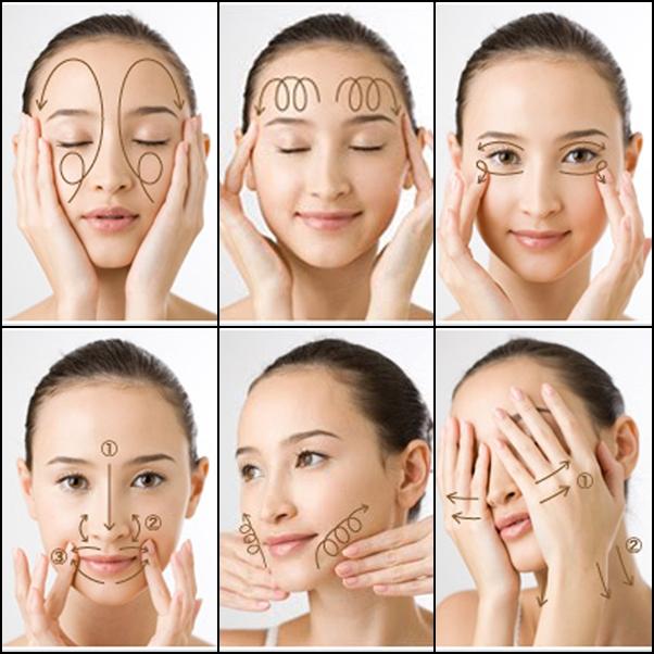 BEGINI Caranya Mencegah Kerutan di Wajah dengan Melakukan Terapi Pijat Sendiri