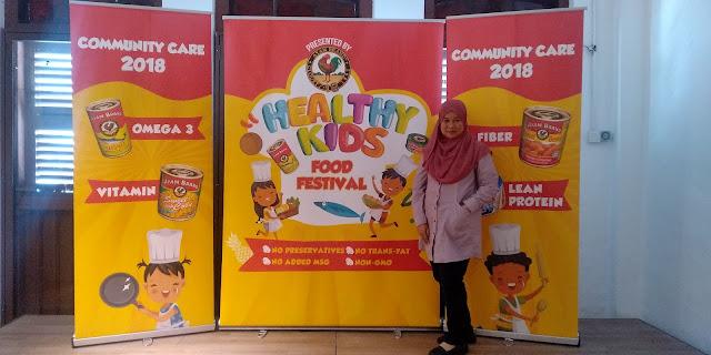 Festival Makanan Kanak-kanak Sihat | Ayam Brand™ Didik Tentang Pilihan Makanan yang Lebih Sihat