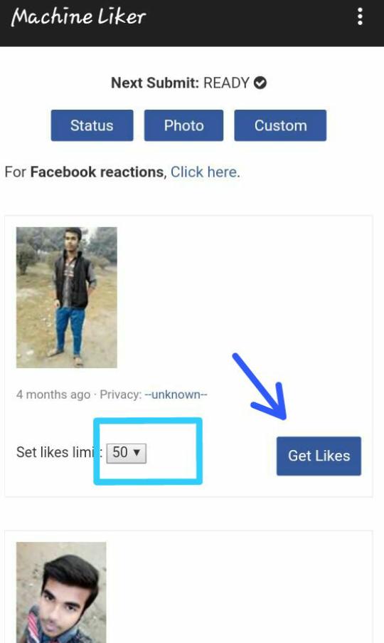 Fb pe 1000 like kse increase kare 2 minutes me - Online Push Me