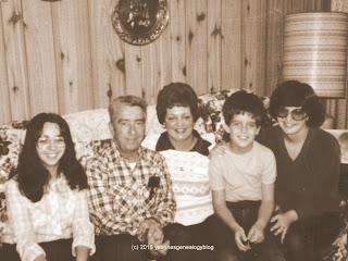 Maurice Belair family