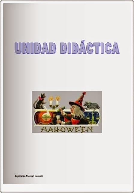"""Halloween: """"Unidad didáctica para Educación Infantil"""""""