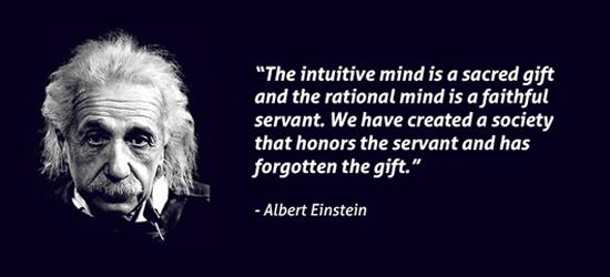 Cara Menggunakan Intuisi Untuk Dapatkan Apa yang Anda Inginkan