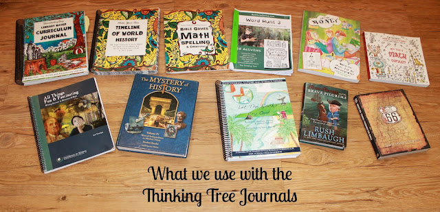 Using The Thinking Tree Journals