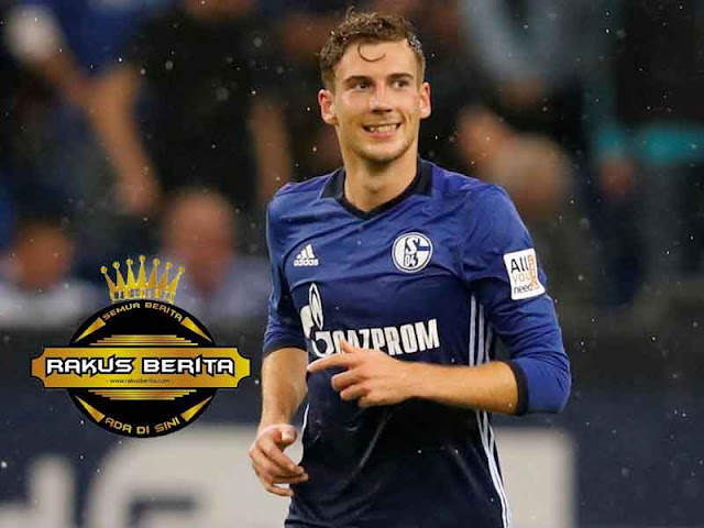 Schalke Konfirmasi Transfer Goretzka Ke Munchen