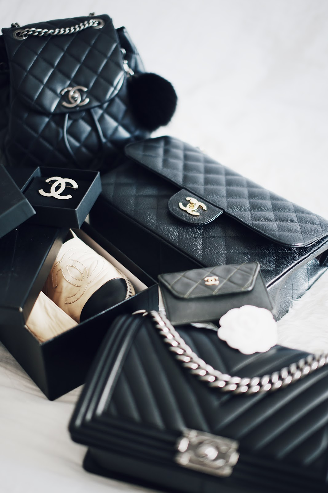 7efca936fb79 My Chanel Collection | STYLED & SMITTEN