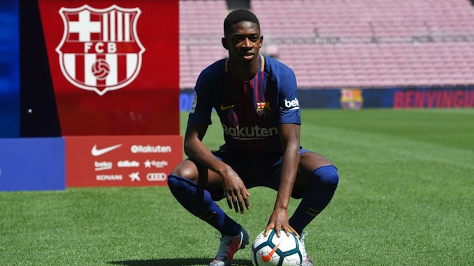 Transfer news LIVE: Ousmane Dembele EXIT; Arsenal and Liverpool eye move, Arsenal Signs Mexican