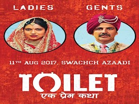 Akshay Kumar and Bhumi Pedneka Toilet: Ek Prem Katha 6th Biggest Film of 2017 in bollywood Box Office Collectons
