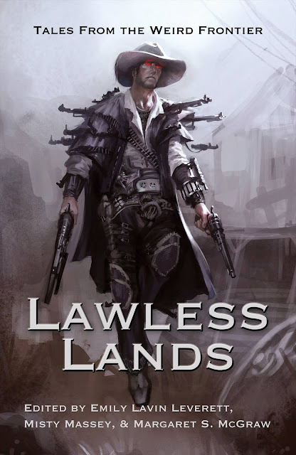 Happy Book Birthday to Lawless Lands!