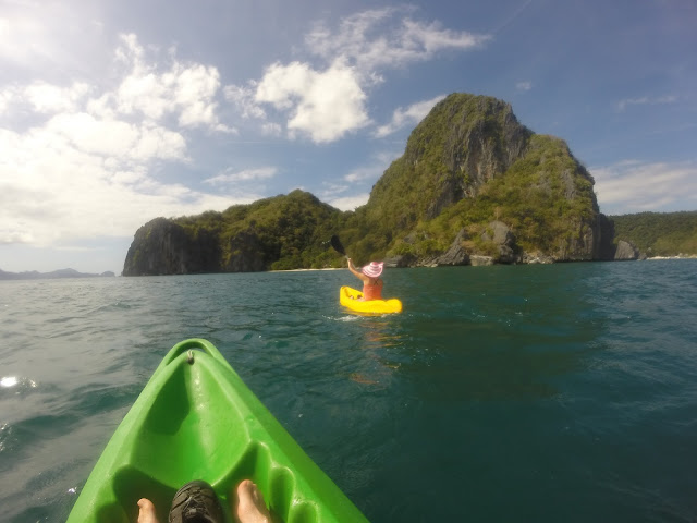 kayaking philippines