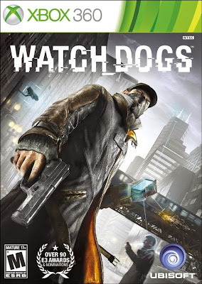 Watch Dogs XBOX 360 NTSC Español
