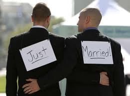 Le djihad par le marriage homosexual marriage