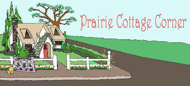Prairie Cottage Corner  Home Of Sunbonnet Sue And Friends