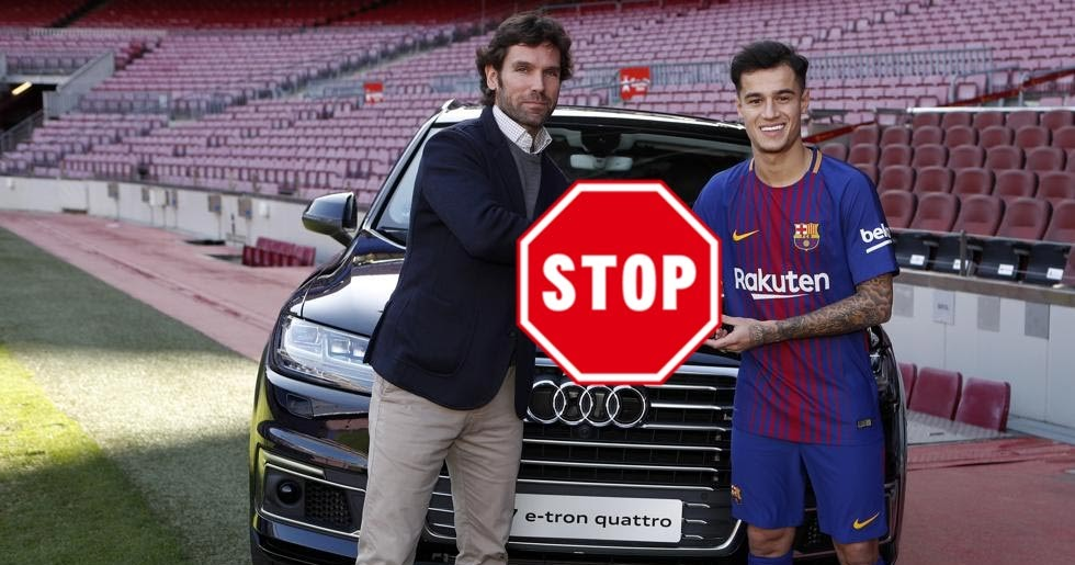 FC Barcelona To Ditch Audi Sponsor