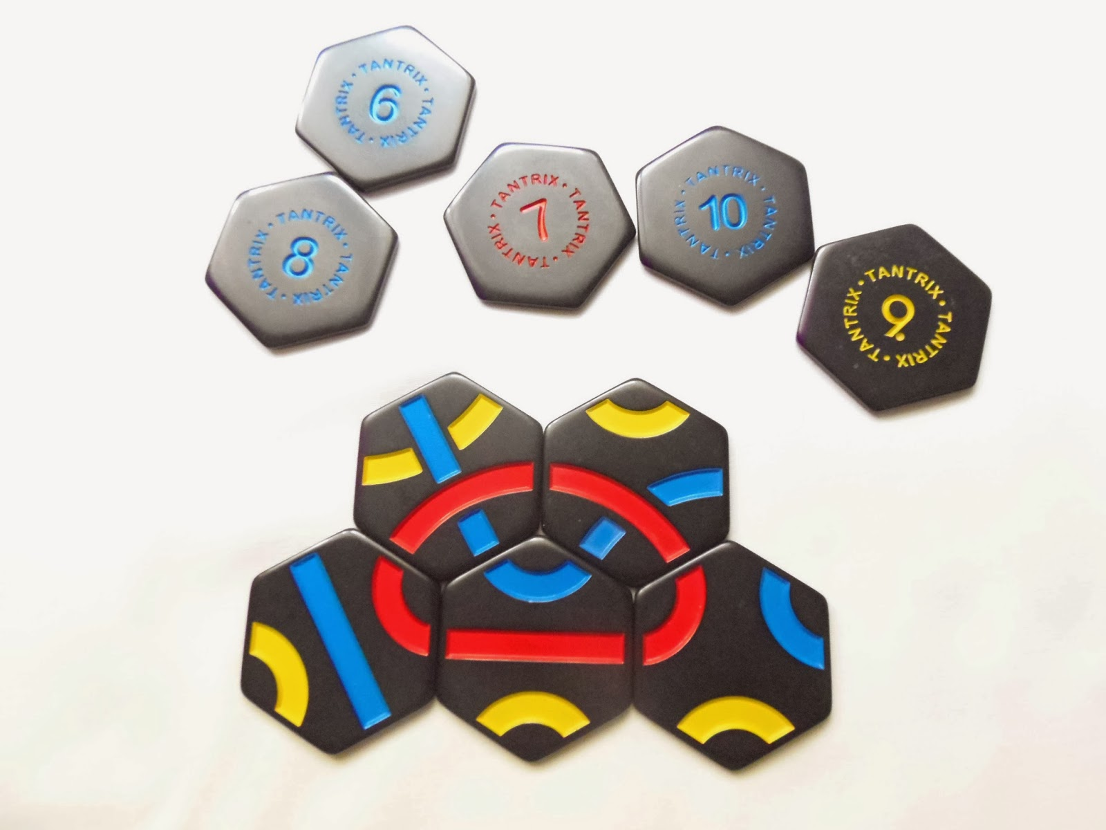 how to play tantrix 10 tiles