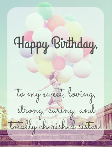 Happy Birthday Quotes English ~ Happy birthday wishes for sister funny message images from brother bday