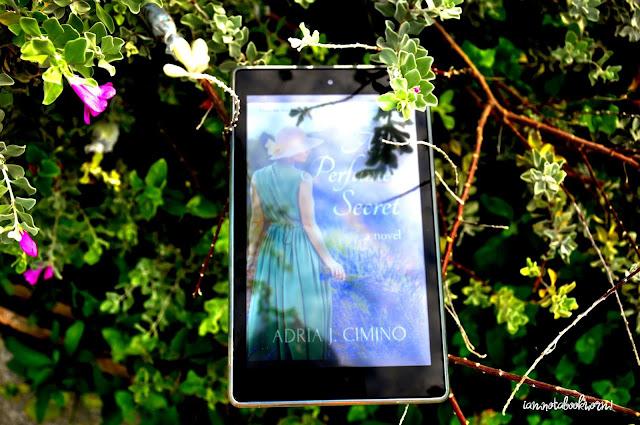 A Perfumer's Secret by Adria J. Cimino | A Book Review by iamnotabookworm!