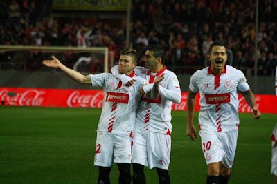 crónica sevilla fc 1 vs athletic club de bilbao 1