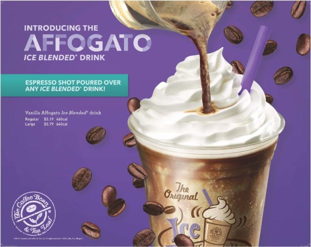 Coffee Bean Launches Build-Your-Own Ice Blendeds for ...