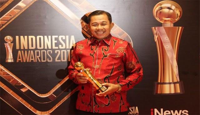 Raih Indonesia Awards, Pemkot Jayapura Siap Terapkan Konsep Smart City