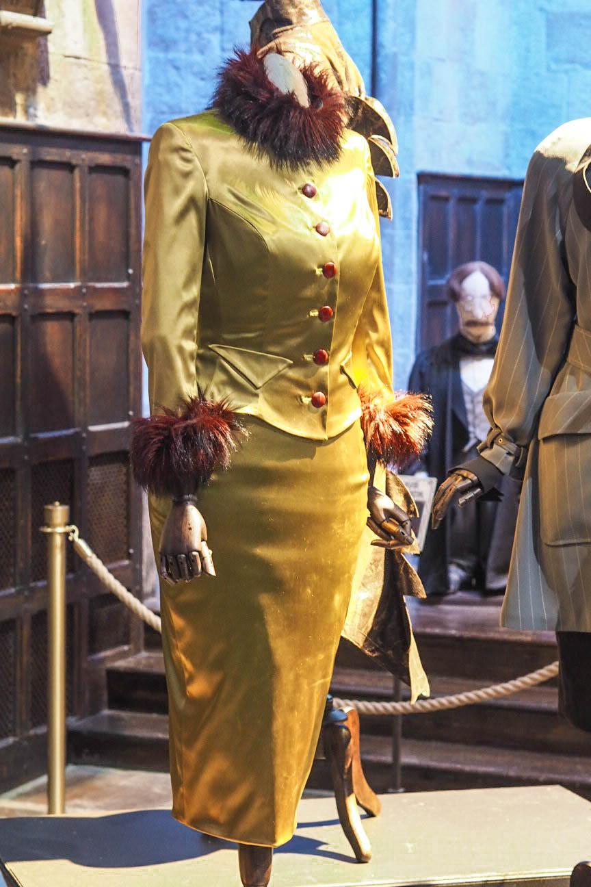 Rita Skeeter costume