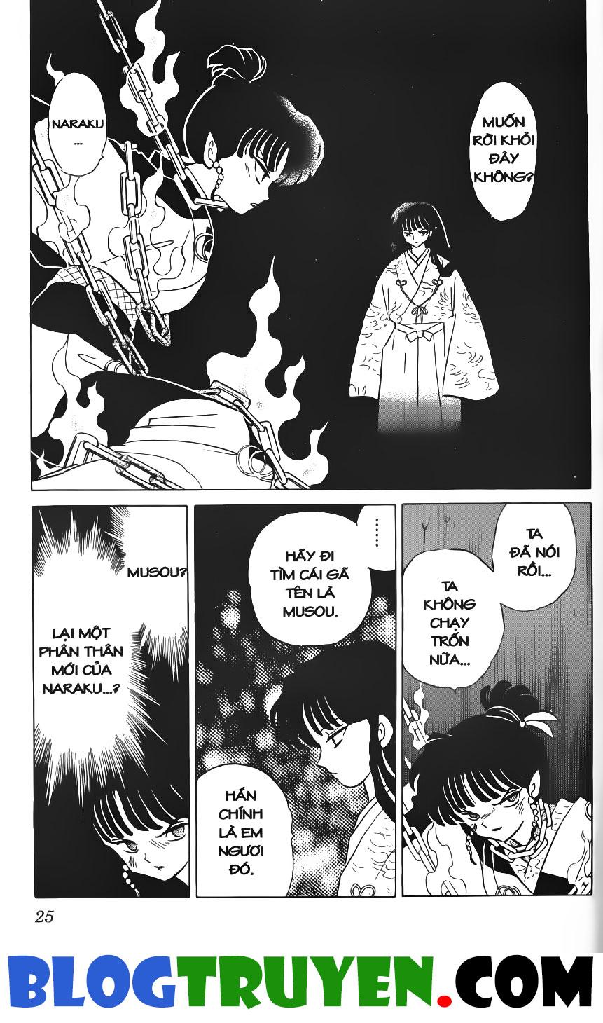 Inuyasha vol 22.2 trang 4