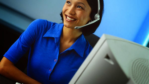 Call Center agen