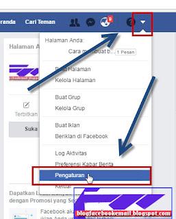 cara agar orang lain tidak menemukan kita di facebook