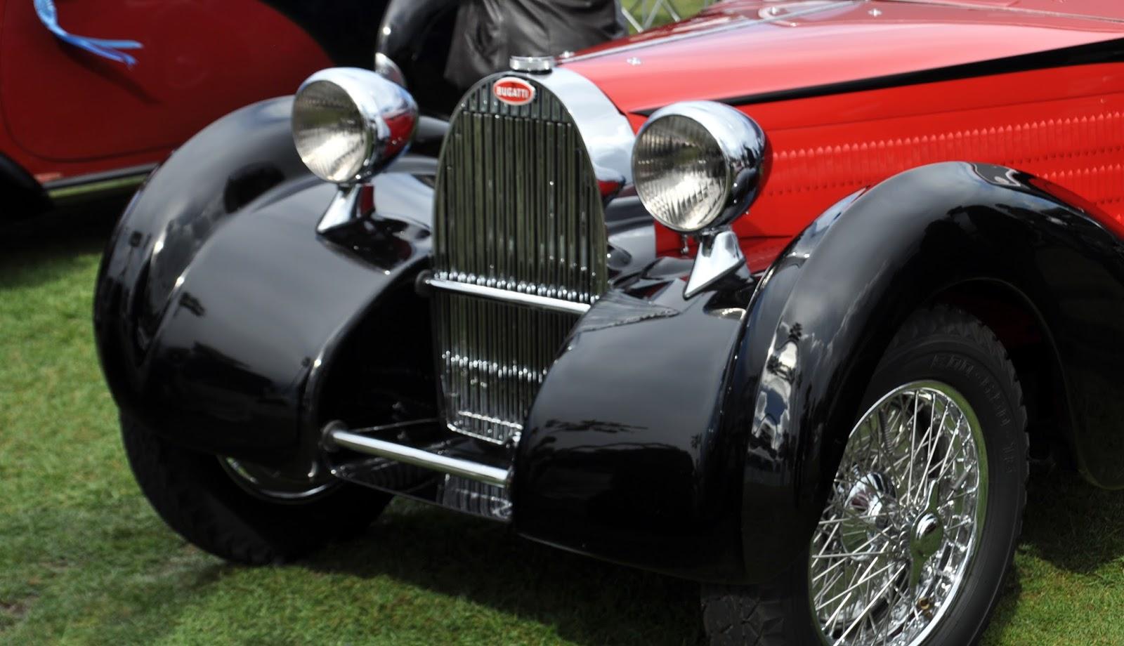 just a car guy bugatti raditator and headlight comparison. Black Bedroom Furniture Sets. Home Design Ideas