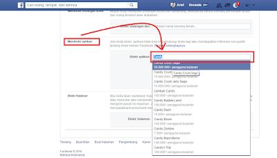 mematikan Pemberitahuan Game di Facebook